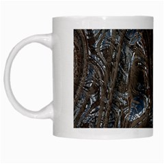 Brilliant Metal 2 White Mugs