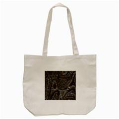 Brilliant Metal 2 Tote Bag (Cream)