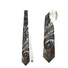 Brilliant Metal 2 Neckties (Two Side)