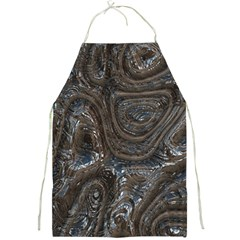 Brilliant Metal 2 Full Print Aprons