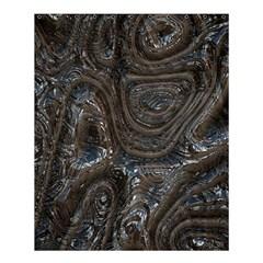 Brilliant Metal 2 Shower Curtain 60  x 72  (Medium)
