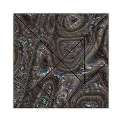 Brilliant Metal 2 Acrylic Tangram Puzzle (6  x 6 )