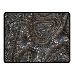 Brilliant Metal 2 Double Sided Fleece Blanket (small)