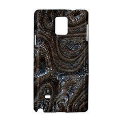 Brilliant Metal 2 Samsung Galaxy Note 4 Hardshell Case