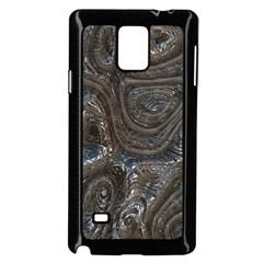 Brilliant Metal 2 Samsung Galaxy Note 4 Case (Black)