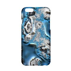 Metal Art 11, Blue Apple Iphone 6/6s Hardshell Case