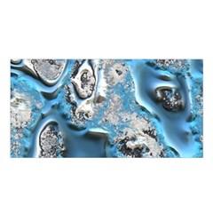 Metal Art 11, Blue Satin Shawl