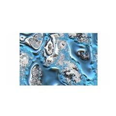 Metal Art 11, Blue Satin Wrap
