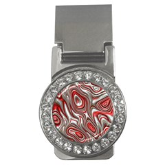 Metal Art 9 Red Money Clips (cz)