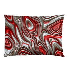 Metal Art 9 Red Pillow Cases (Two Sides)