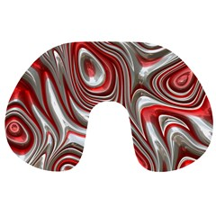 Metal Art 9 Red Travel Neck Pillows