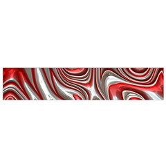 Metal Art 9 Red Flano Scarf (Small)
