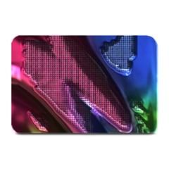 Colorful Broken Metal Plate Mats