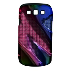 Colorful Broken Metal Samsung Galaxy S Iii Classic Hardshell Case (pc+silicone)