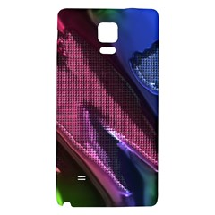 Colorful Broken Metal Galaxy Note 4 Back Case