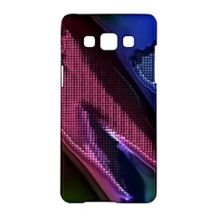 Colorful Broken Metal Samsung Galaxy A5 Hardshell Case