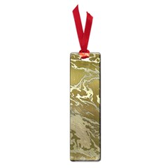 Metal Art Swirl Golden Small Book Marks