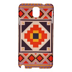 Rustic Abstract Design Samsung Galaxy Note 3 N9005 Hardshell Case