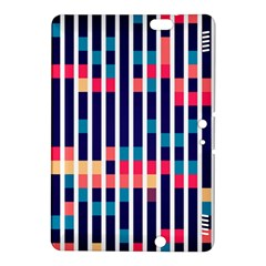 Stripes And Rectangles Patternkindle Fire Hdx 8 9  Hardshell Case