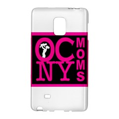 Ocnymoms Logo Galaxy Note Edge