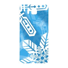 Snowflakes 1  Samsung Galaxy Alpha Hardshell Back Case