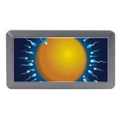 Sperm Fertilising Egg  Memory Card Reader (Mini)