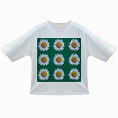 Daisy Pattern  Infant/Toddler T-Shirts