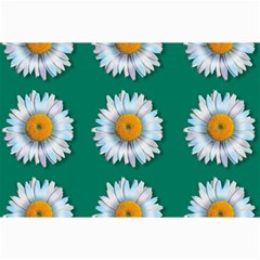 Daisy Pattern  Collage 12  x 18