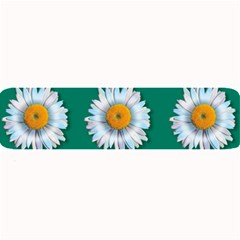 Daisy Pattern  Large Bar Mats