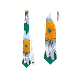 Daisy Pattern  Neckties (two Side)