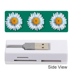 Daisy Pattern  Memory Card Reader (Stick)