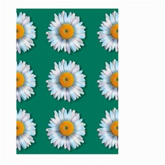 Daisy Pattern  Large Garden Flag (Two Sides)