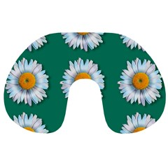 Daisy Pattern  Travel Neck Pillows