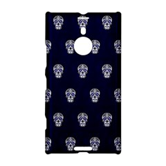 Skull Pattern Blue  Nokia Lumia 1520