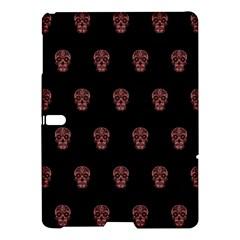 Skull Pattern Pink  Samsung Galaxy Tab S (10.5 ) Hardshell Case