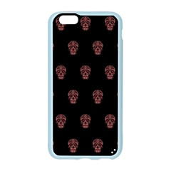 Skull Pattern Pink  Apple Seamless iPhone 6 Case (Color)