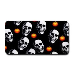 Skulls And Pumpkins Medium Bar Mats