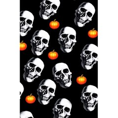 Skulls And Pumpkins 5.5  x 8.5  Notebooks