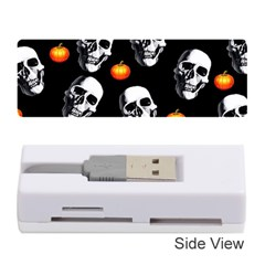 Skulls And Pumpkins Memory Card Reader (stick)
