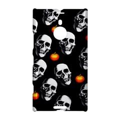 Skulls And Pumpkins Nokia Lumia 1520