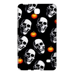 Skulls And Pumpkins Samsung Galaxy Tab 4 (7 ) Hardshell Case