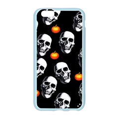 Skulls And Pumpkins Apple Seamless iPhone 6 Case (Color)