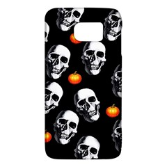 Skulls And Pumpkins Galaxy S6