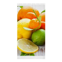 Citrus Fruits Shower Curtain 36  x 72  (Stall)