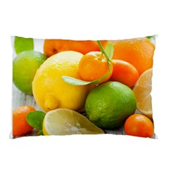 Citrus Fruits Pillow Cases (two Sides)