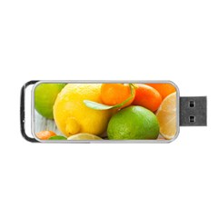 Citrus Fruits Portable Usb Flash (two Sides)