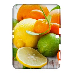 Citrus Fruits Samsung Galaxy Tab 4 (10.1 ) Hardshell Case