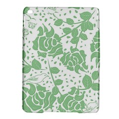 Floral Wallpaper Green iPad Air 2 Hardshell Cases
