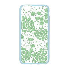 Floral Wallpaper Green Apple Seamless iPhone 6 Case (Color)