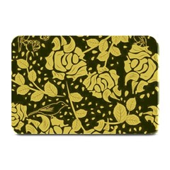 Floral Wallpaper Forest Plate Mats